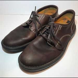 Timberland Oxfords Mens Sz 12 Brown Dress Shoes